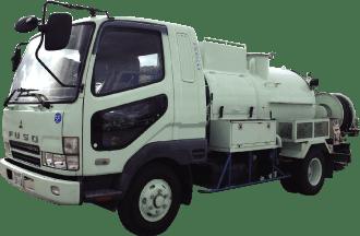 水資源を最大活用した洗浄技術